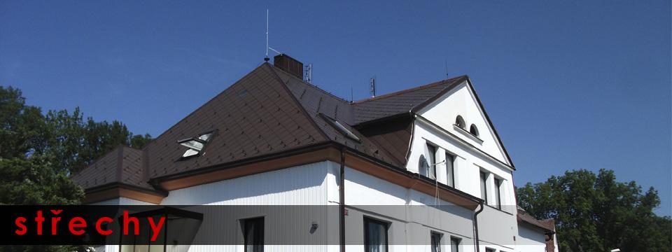reference - střechy